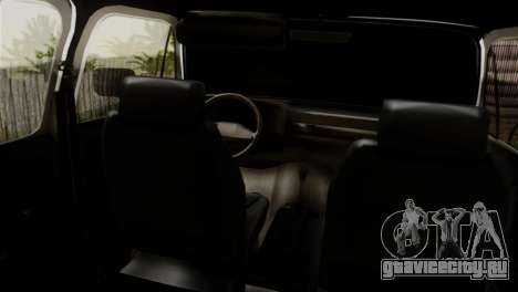 Chevrolet Suburban Dually для GTA San Andreas вид сзади слева