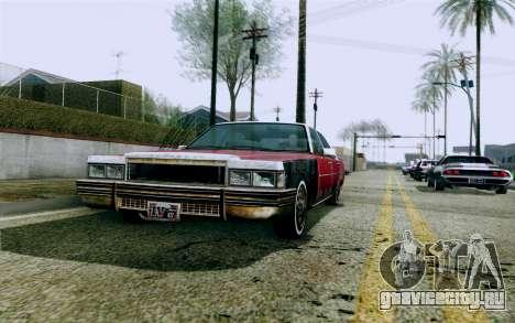 DirectX Test 1 - ReMastered для GTA San Andreas шестой скриншот