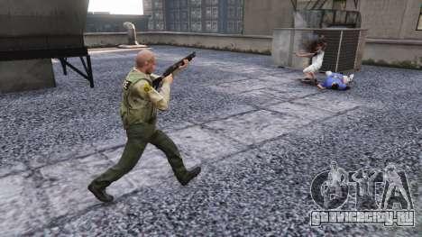 Симулятор полицейского v0.1a Demo для GTA 5