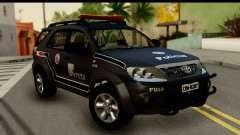 Toyota Hilux SW4 2009 ROTA для GTA San Andreas
