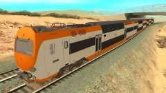 ONCF Ansaldo Breda Z2M (Головной вагон)