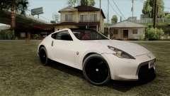 Nissan 370Z Nismo для GTA San Andreas