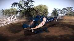 Pegasus 11 PMMG для GTA San Andreas