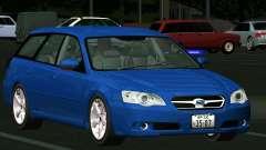 Subaru Legacy Touring Wagon 2003