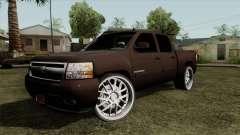 Chevrolet Silverado пикап для GTA San Andreas