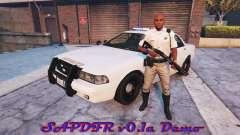 Симулятор полицейского v0.1a Demo