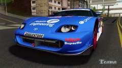 Toyota Supra 2005 EXXON SuperFlo