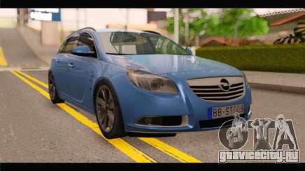 Opel Insignia Wagon для GTA San Andreas