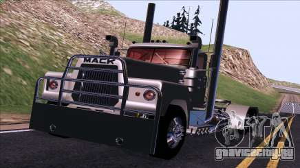 Mack RS700 Custom для GTA San Andreas