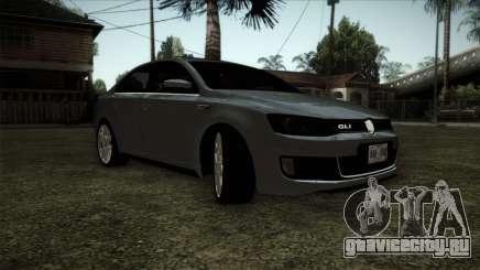 Volkswagen Jetta GLI Edition 30 2014 для GTA San Andreas