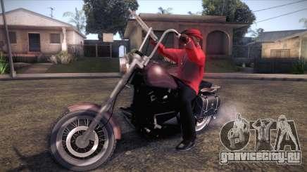 Custom Chopper для GTA San Andreas