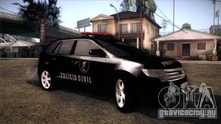 Ford Edge COPE - PCSC для GTA San Andreas