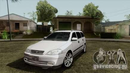 Opel Astra G Caravan 1999 для GTA San Andreas