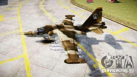 Су-39 для GTA 4 вид слева