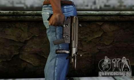 MP5K From LCS для GTA San Andreas третий скриншот