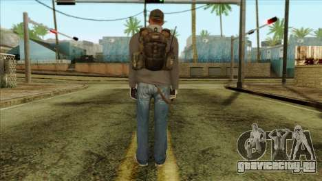 Technician from PMC для GTA San Andreas второй скриншот