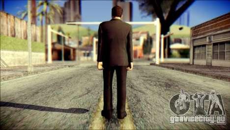 Tony Stark Skin для GTA San Andreas второй скриншот