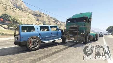 Тяжёлые автобусы и грузовики для GTA 5 пятый скриншот