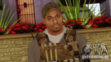 Technician from PMC для GTA San Andreas третий скриншот