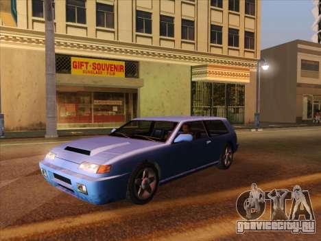 HQ ENB Series v2 для GTA San Andreas
