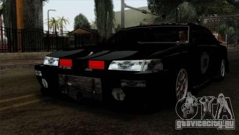 Sultan FIB для GTA San Andreas