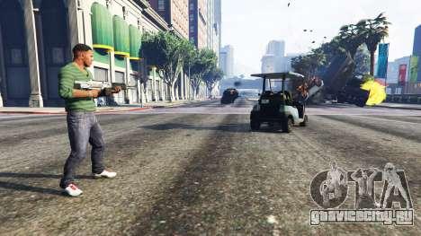 Vehicle Cannon для GTA 5