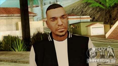 Luis Skin from GTA 5 для GTA San Andreas третий скриншот