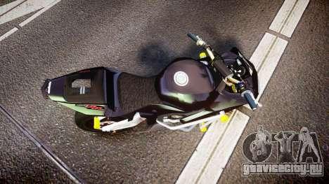 Honda CBR600RR Stunt для GTA 4 вид справа