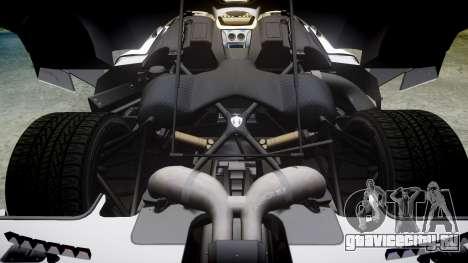 Koenigsegg Agera 2013 Police [EPM] v1.1 PJ3 для GTA 4 вид сбоку