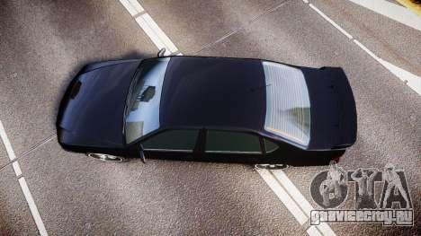 Declasse Merit GTO для GTA 4 вид справа