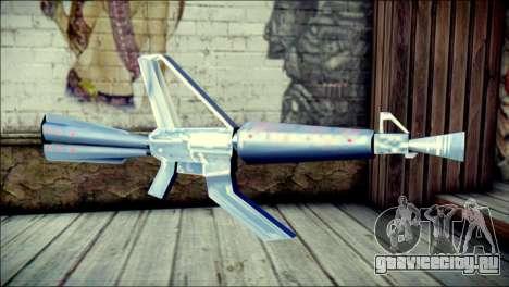 Laser Gun для GTA San Andreas
