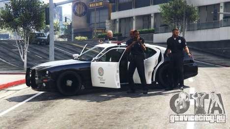 Вызов полиции v0.1 для GTA 5