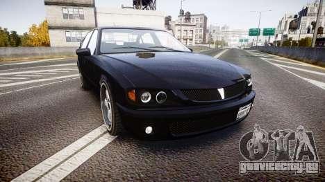 Declasse Merit GTO для GTA 4