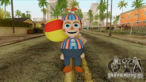 Balloon Boy from Five Nights at Freddys 2 для GTA San Andreas