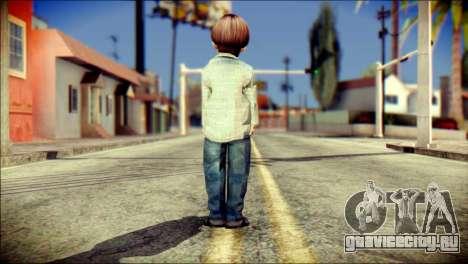 Walter Sullivan SH4 Skin для GTA San Andreas второй скриншот