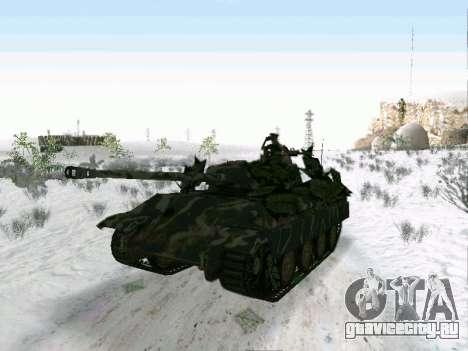 Panther для GTA San Andreas вид слева