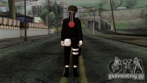 Naruto Black Skin для GTA San Andreas второй скриншот