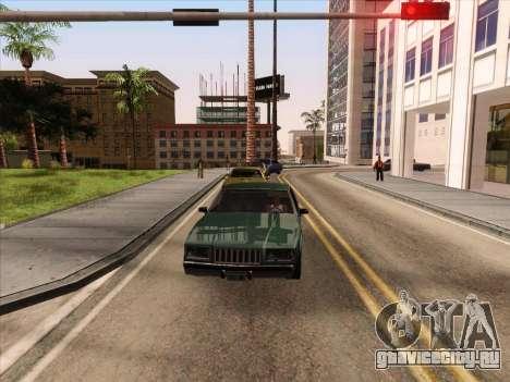 HQ ENB Series v2 для GTA San Andreas четвёртый скриншот