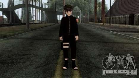 Naruto Black Skin для GTA San Andreas