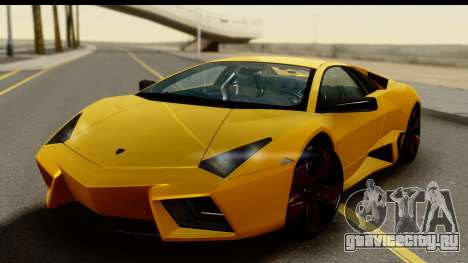 Lamborghini Reventon 2008 для GTA San Andreas
