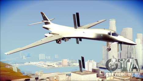 B-1B Lancer Camo Texture для GTA San Andreas