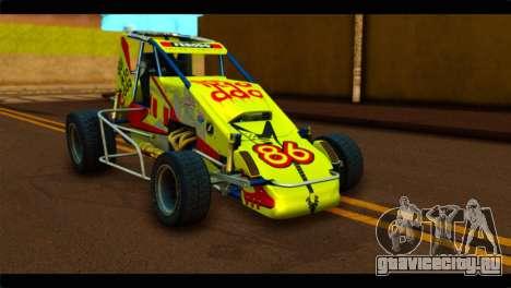 Larock Sprinter для GTA San Andreas