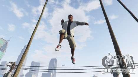 Бросать v1.1 для GTA 5
