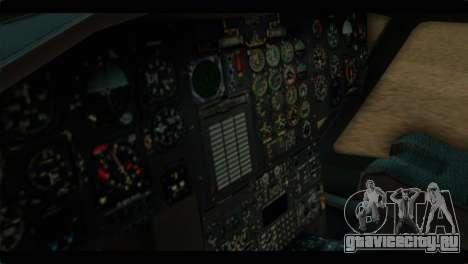 CH-47 Chinook для GTA San Andreas вид справа