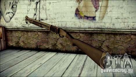 Mossber 590 для GTA San Andreas второй скриншот