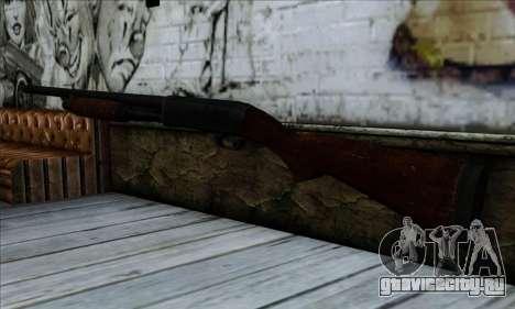 M37 Ithaca Long SS для GTA San Andreas второй скриншот