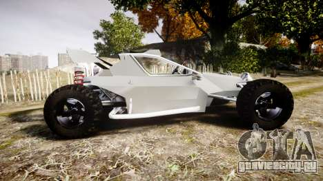 Buggy X для GTA 4 вид слева