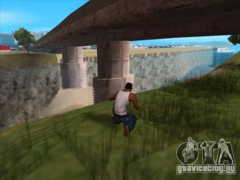 HQ ENB Series v2 для GTA San Andreas шестой скриншот