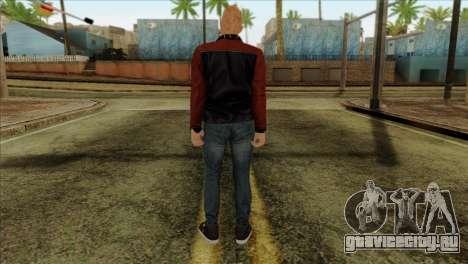 Skin 4 from Heists GTA Online DLC для GTA San Andreas второй скриншот