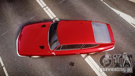 GTA V Lampadati Pigalle для GTA 4 вид справа